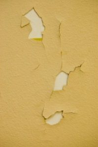 peeling paint is a sign your home needs to be painted
